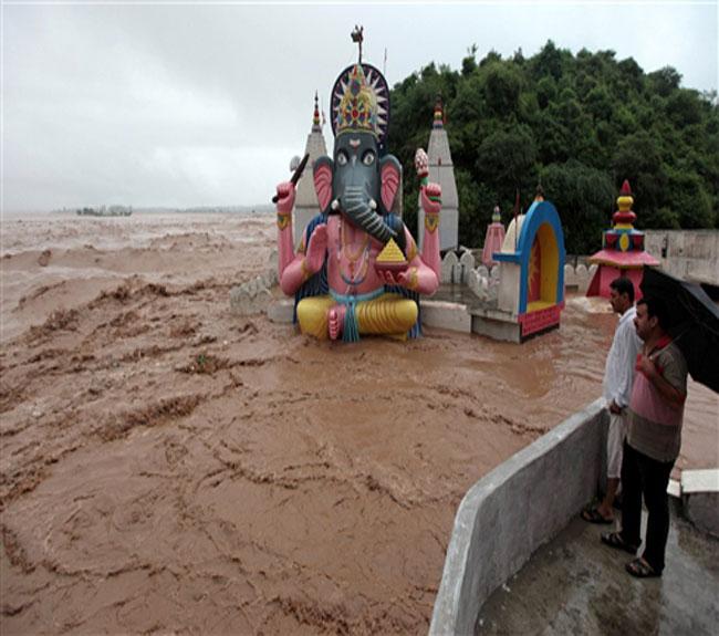 बाढ़ जम्मू-कश्मीर