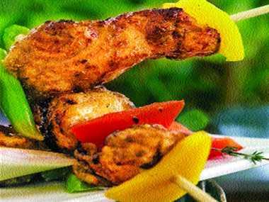 Mighty Hot Mai Thai Fish