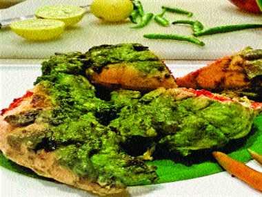 Murk Karela Kebab