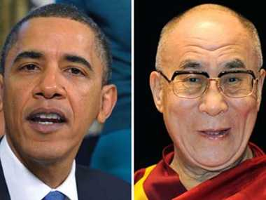 Obama, Dalai Lama to appear in public; move set to rile China