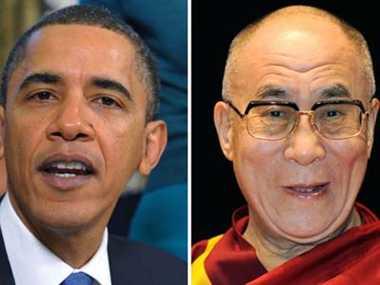 Obama, Dalai Lama to appear in public; move set to rile China