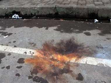 Bomb blast out of Khaleda Zia's office