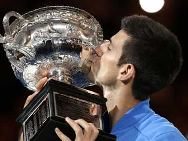 Djokovic defeats Andy Murray to clinch Australian Open title