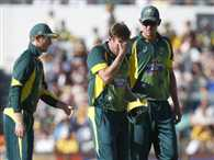 Injured Faulkner scare Australian World Cup campaign