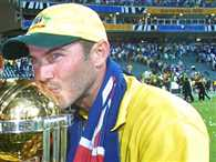 Martyn says self belief was the key Australia defeated India in 2003 WC final