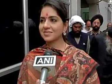 We are not accusing anyone of anything, we are only proving that they are lying : Shaina NC