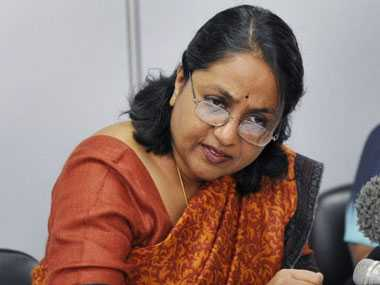 PMO wanted her to delete Modi's reference in her letter