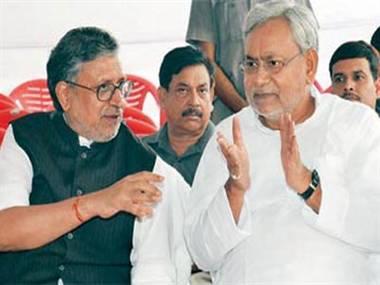split in nda over union budget 2013