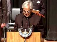 Mufti Mohammed Sayeed takes oath as Chief Minister of Jammu and Kashmir