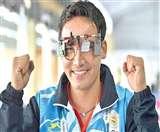 जीतू राय ने 50 मीटर एयर पिस्टल इवेंट में जीता गोल्ड मेडल