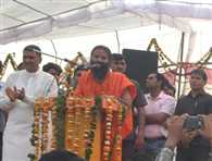ramdev says, 'will not delay in bringing black money'