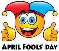 April Fools' Day 2015: Interesting events