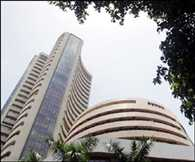 Sensex begins new fiscal on positive note, gains 35 pts