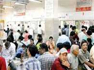 Railway make arrangments to curb the activities of rail ticket brokers