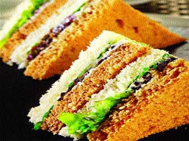 Tazaski sandwich