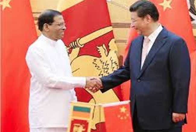 lanka ,china ,india ,indian ocean ,srilanka port ,hambantota,कर्ज,बोझ,श्रीलंका,चीन,झुकाव,भारत
