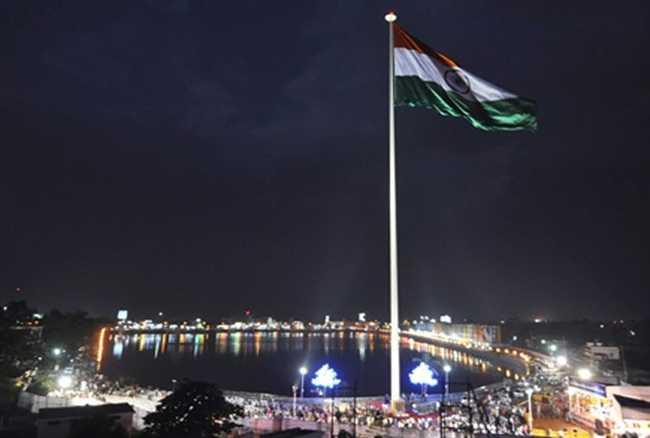 country ,highest ,national flag ,hoist ,Jagran news,रायपुर,देश,झंडा