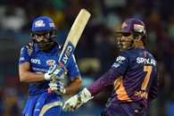 Rohit Sharma plays a match winning knock against Pune