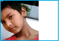 दामोदर नदी में बहा 12 वर्षीय आदित्य