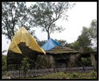 खतरे में 500 साल पुराने मंदिर का वजूद