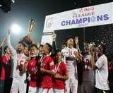 शिलांग लाजोंग को हराकर आइजोल ने जीता आइ लीग खिताब, रच दिया इतिहास