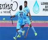 अजलान शाह: भारत ने न्यूज़ीलैंड को किया पस्त, दर्ज़ की पहली जीत