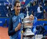 टेनिस: राफेल नडाल ने जीता बार्सिलोना अोपन, 10वीं बार किया खिताब पर कब्ज़ा