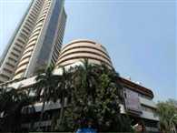 sensex up in early trades