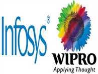 sallery of crore increases in infosys and wipro