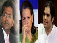 Lalit modi's attack on sonia and varun gandhi