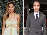 Nicole Sherjingr has been dating footballer Ksami