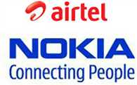 Nokia signs 3G deal with Bharti Airtel to cover big Indian states