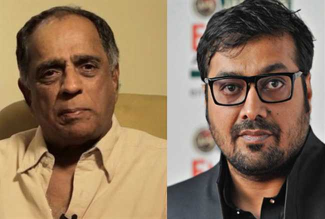 Anurag Kashyap makes a scathing remark about Pahlaj Nihalani