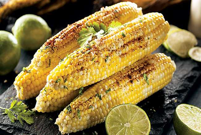 Corn Great taste