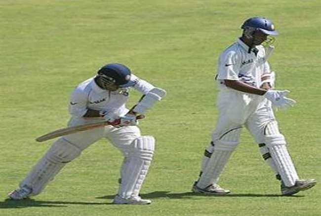 Team India won first test series in West Indies in captaincy of Rahul Dravid