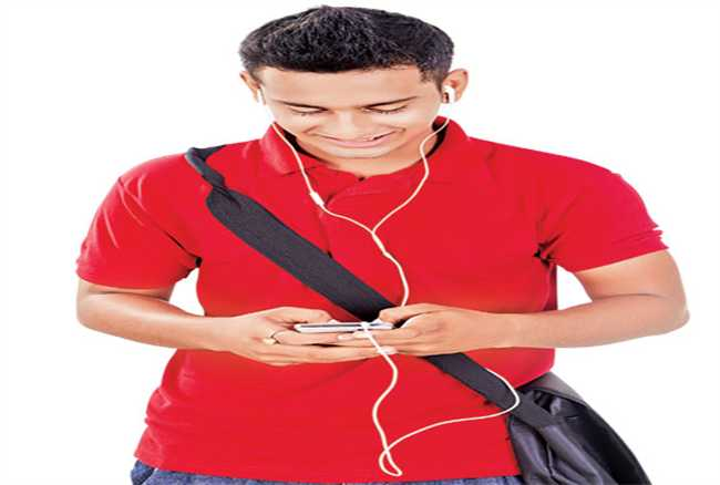 Earphone can be harmful