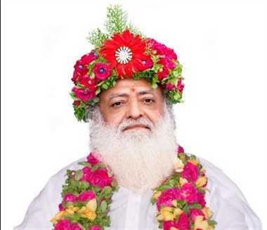 Moral education book: Asaram is great sant