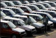 Major car makers post healthy sales growth in July