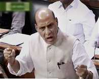 Clash in LS; Govt hits out at Cong over 'Hindu terrorism'