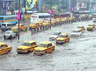 Rain caused havoc in Bengal