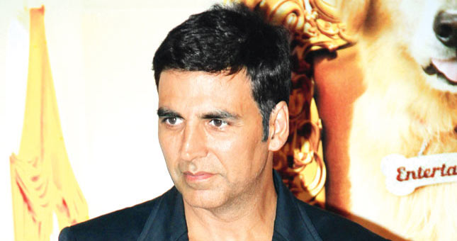 It's Akshay versus Akshay at the box office