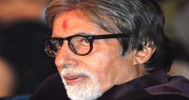Amitabh Bachchan down with fever, cancels film shoot