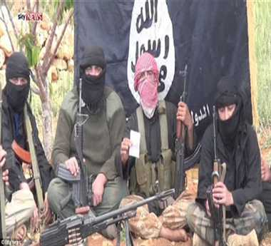 new threat: join isis appeal in west up