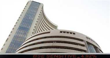 Sensex rises 174.58 points