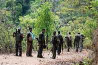 More naxalite surrender in modi government