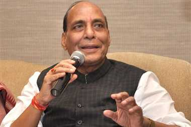 Rajnath has no plans to meet Pak counterpart