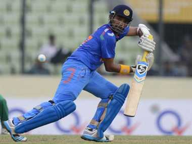 Uthappa eyes India's opening slot with good show in new season