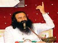 Modi was followed our cleaning campaign: Ram Rahim