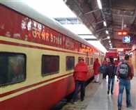 Rail passengers to get Rs 10 lakh insurance cover