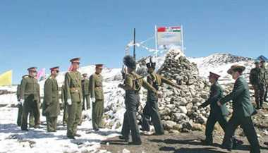 Chinese soldiers return to Chumar in eastern Ladakh